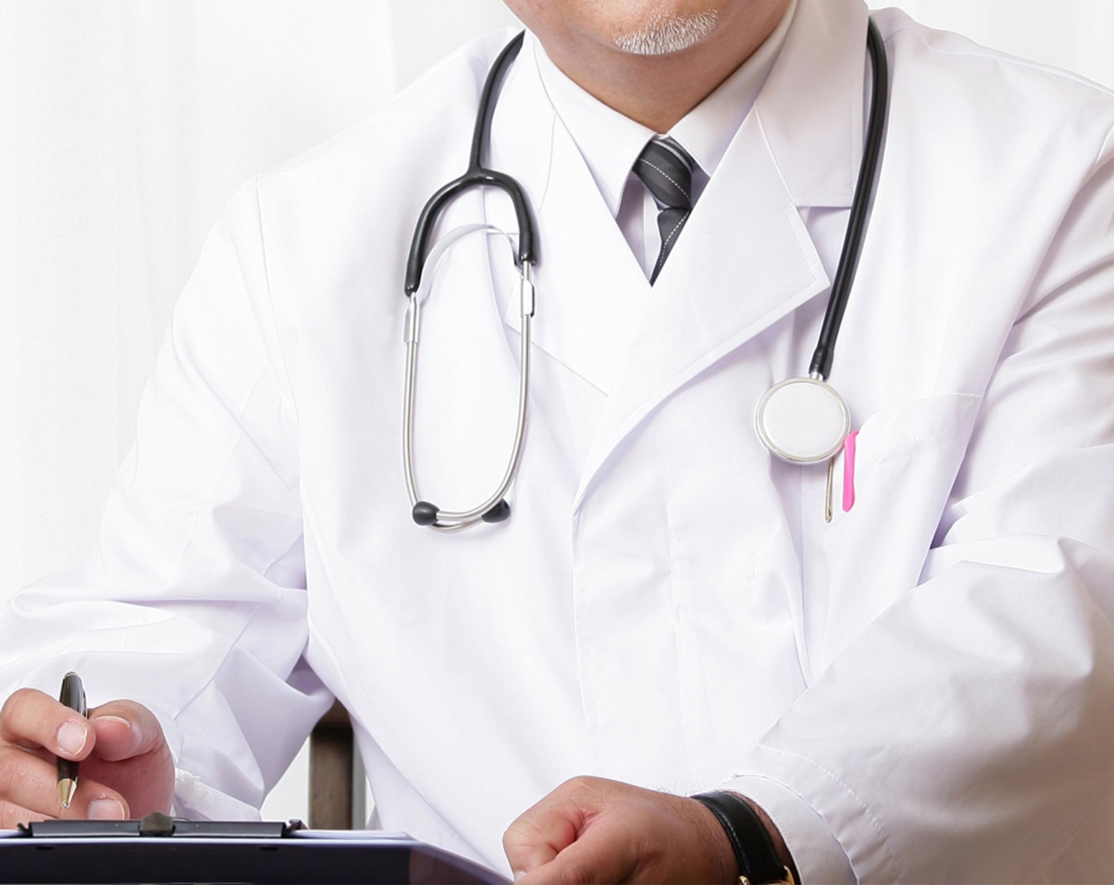専門の医師が必要な治療プランをご提案