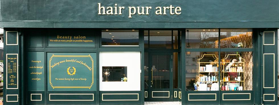 Hair pur arte